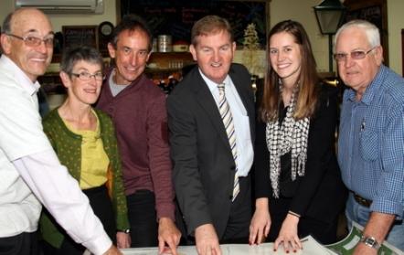 Seeking Nationals support for the Wallan-Wandong to Heathcote Rail Trail