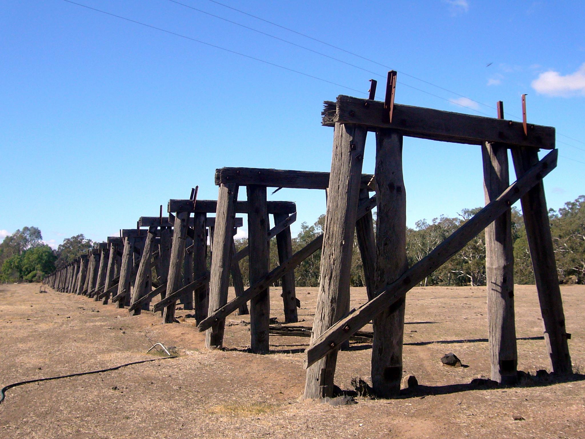 Houses Design Railway History Friends Of The Bendigo Kilmore Rail Trail