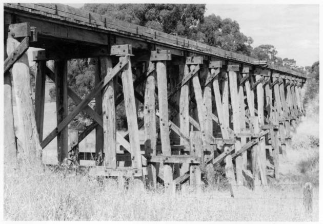 Hanford Bridge Pyalong (23 Mar 1967) SLV H98.2502300