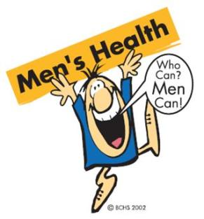 Mens health week logo