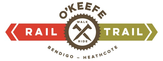 The O'Keefe Rail Trail Logo