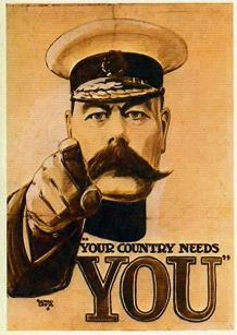 your-country-needs-you-1914 image
